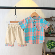 Ropa, Summer, plaid, kids clothes