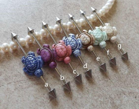 monogram, tortoiseturtle, Girlfriend Gift, Jewelry