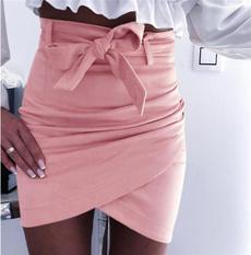 Summer, Skirts women, pencil skirt, Waist