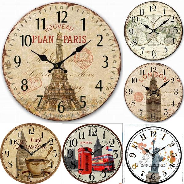 decoration, Fashion, Home Decor, Clock