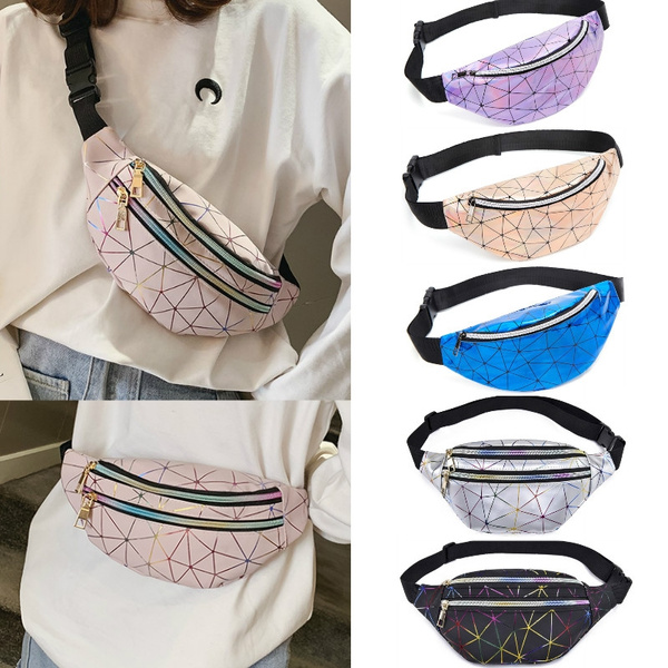 women bags, Fashion, laserbag, runningbag