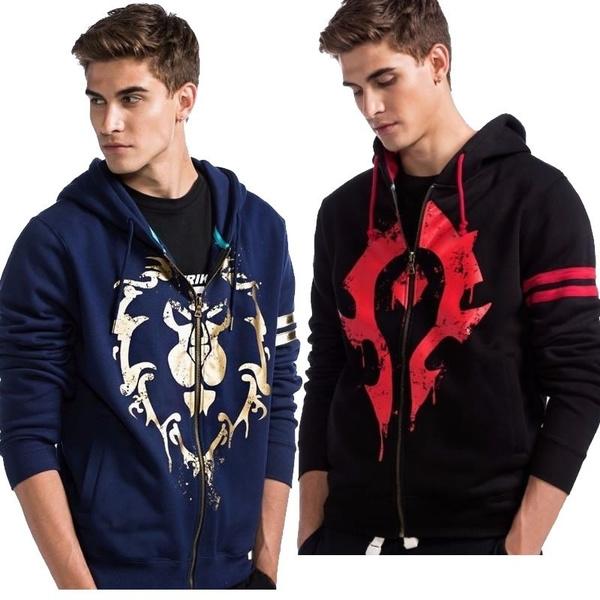 Fashion, Zip, zipper hoodie, Casual