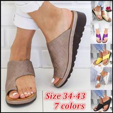 non-slip, beach shoes, Flip Flops, Sandals