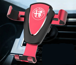 carphoneholderairvent, alfaromeo, phone holder, Mobile