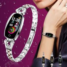 heartratewatch, Woman, Jewelry, Heart