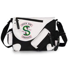 riverdaleshoulderbag, Shoulder Bags, riverdalemessengerbag, casualcrossbodybag