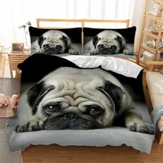beddingkingsize, King, Mascotas, houssedecouette