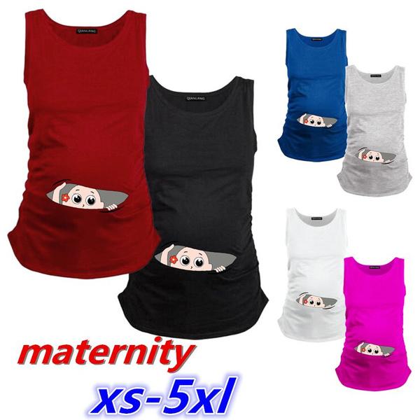 Maternity Dresses, cute, Women's Fashion & Accessories, pregnanttee