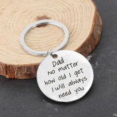 dad, fathersdaygift, Key Chain, Gifts