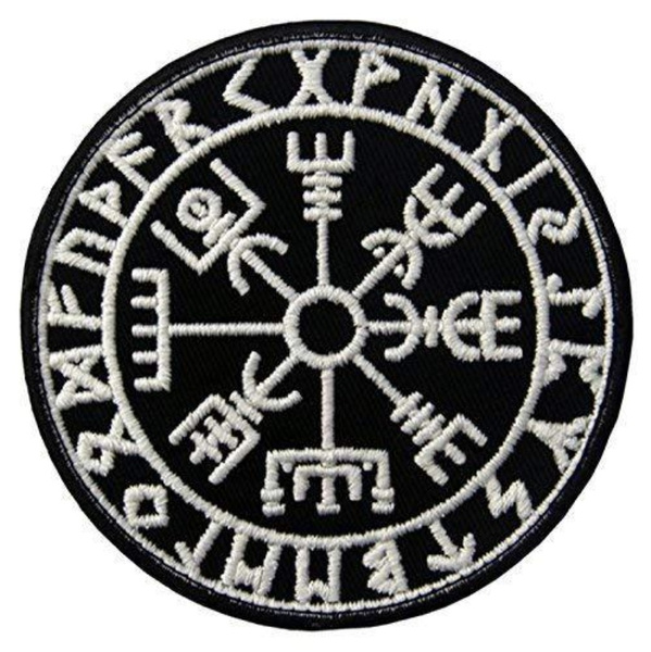 Clothing & Accessories, vikingpatch, Shirt, embroiderypatch