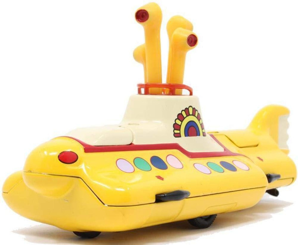 toysthebeatle, Beatles, Yellow