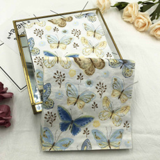 butterfly, tablemat, Colorful, Craft