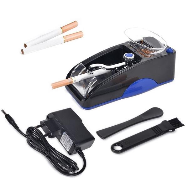 Mini, stopfmaschine, männer, rauchen