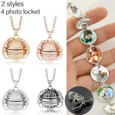Box, Chain Necklace, Jewelry, Chain