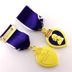 purpleheart, americanmedal, usarmybadge, americamedal
