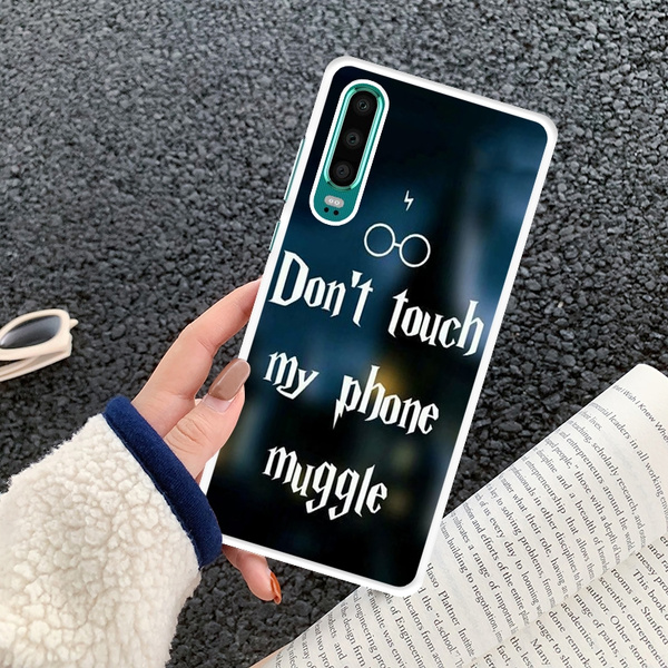 Cell Phone Case Harry Potter Pattern Cellphone Hard Plastic Case Cover For Samsung S10 S10e S10 Plus Galaxy S7 Edge S8 S9 Plus J7 For iphone 6 6s Plus ...