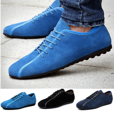 Flats & Oxfords, Flats shoes, Lace, casual shoes for men
