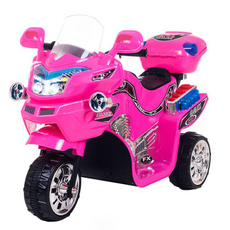 pink, Toy, Motorcycle, Toys & Games