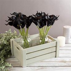 black, flowersupplie, Home Decor, flowerarrangement