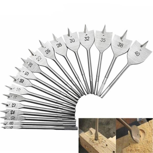 Steel, Drill Bits, woodworking, Tool