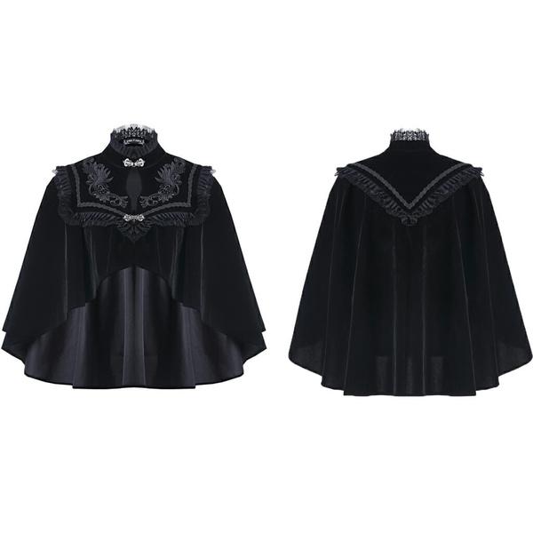 Goth, gothic lolita, steampunkcloak, gothic clothing