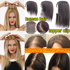 Hairpieces, Extensiones de pelo, human hair, toupee