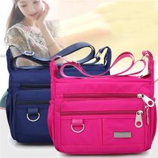 waterproof bag, Shoulder Bags, Fashion, Nylon