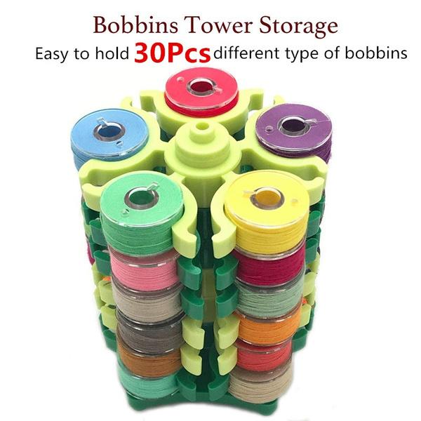 embroiderynecessity, bobbinbracket, bobbinstand, bobbinclamp