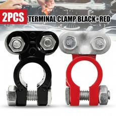 terminalclamp, Aluminum, carbatteryterminalclampconnector, Battery