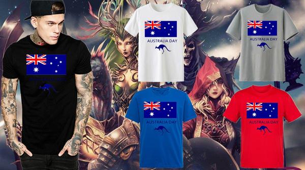 tiffanyaustralianflag, Fashion, Shirt, australiaflagtshirt