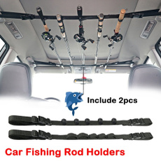 insidecarfishingrodholder, Vans, Hobbies, Automotive