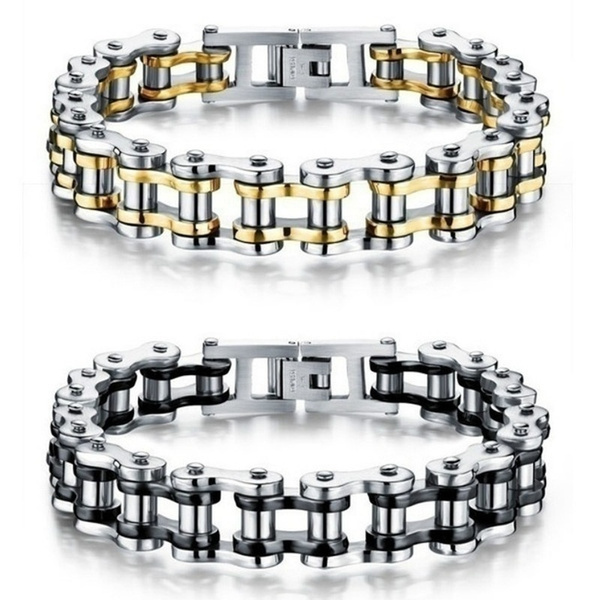 Steel, Fashion Jewelry, Titanium Steel Bracelet, Bicycle