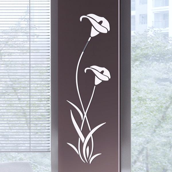 Home & Kitchen, artdecal, flowershape, Home Decor