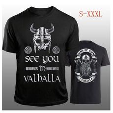 viking, vikingshirt, Cotton Shirt, vikingtshirt