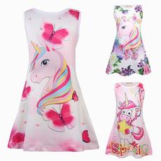 Summer, cute, Dress, summer dress