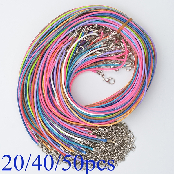Cord, Rope, Necklace, Chain