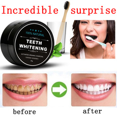 teethwhiteningpowder, Charcoal, teethwhitening, yellowteethwhitening