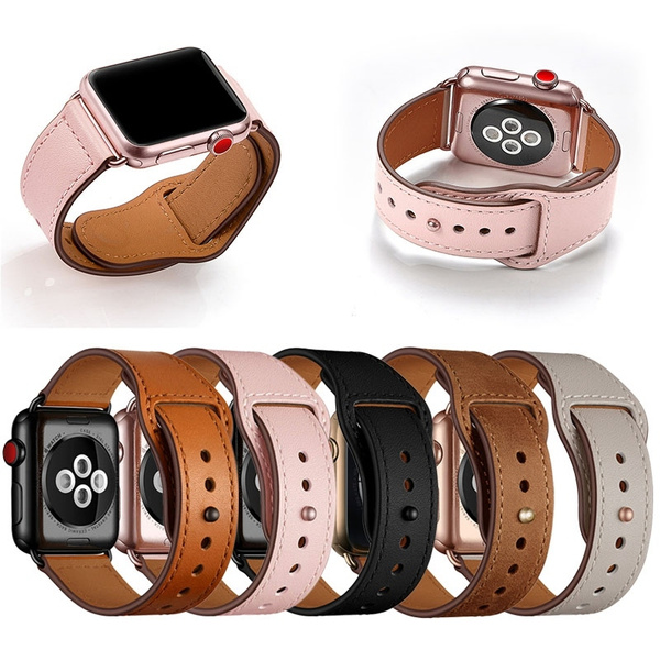 applewatch, leatherapplewatchband, Apple, genuine leather