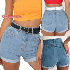 Summer, Shorts, Waist, pants