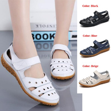 Summer, Sandals, comfortableladiesshoe, Flats