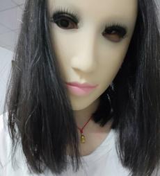 latex, Cosplay, crossdresser, Masks