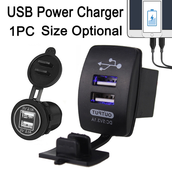 motorcycleaccessorie, usb, Waterproof, charger