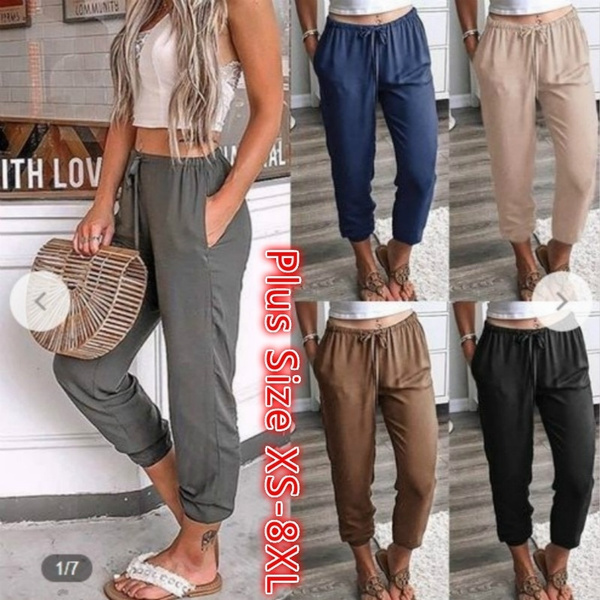 Panties, sport pants, skinny pants, Casual pants
