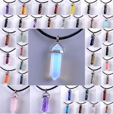 Necklace, pendentnecklace, quartz, Jewelry