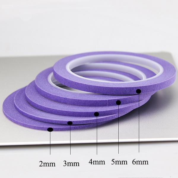 Masking tape, Beauty, papertape, purple