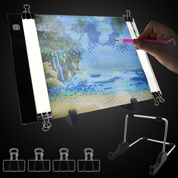 DIAMOND, diamondpaintingkit, lightbox, 5ddiamondpainting