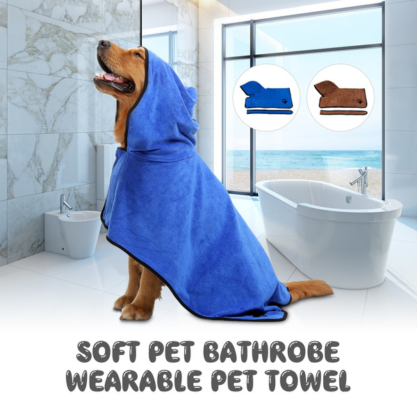 dogbathrobe, Fashion, Tool, petjumpsuit