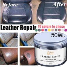 carrepairtool, Coat, leather shoes, repairtool