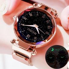 starryskywatch, dial, quartz, fashion watches