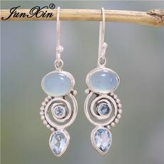 Sterling, Dangle Earring, Jewelry, 925 silver earrings